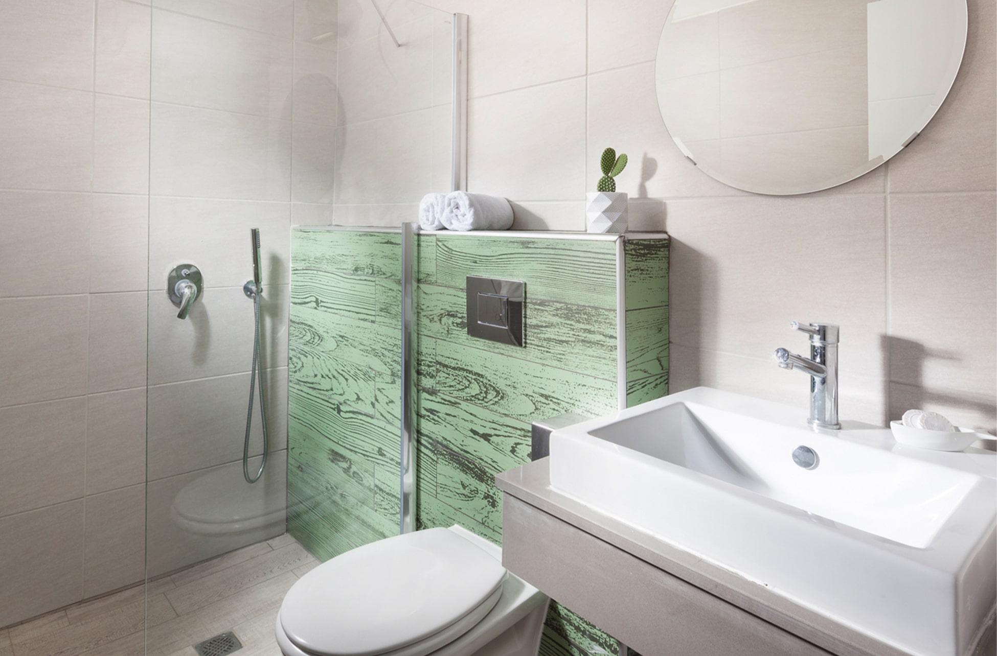 שירותים מקלחת - סוויטה
